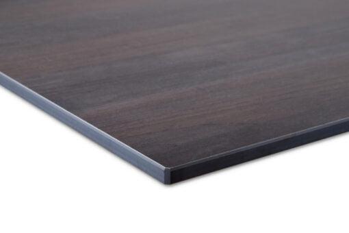 Ref. H14 Mlit Volkern Compact Dark Teak 70x70cm
