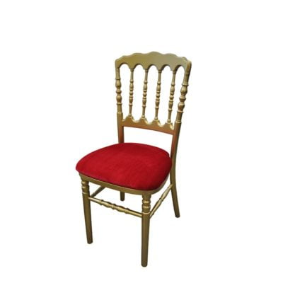 Tailor-made Napoleon chair