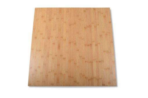 Ref. B1 Mlit Bamboe 70x70cm Bovenaanzicht